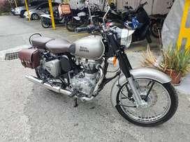 Moto royal enfield único dueño se vende con todo lo que se ve