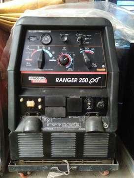 Alquiler Motosoldador Lincoln Electric Ranger 250 GXT $150.0000 El dia