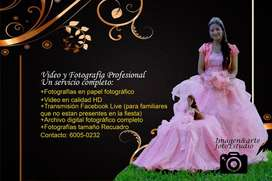Fotografia y video profesional para eventos