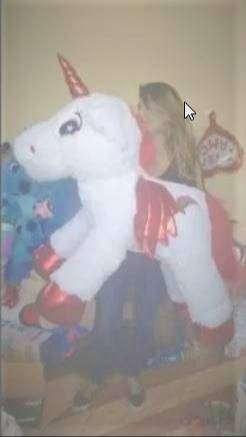 Peluche Oso Pony Unicornio Gigante 150cm Para Sorprender