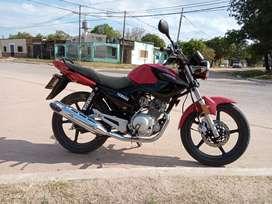 Vendo Permuto YAMAHA YBR 125cc