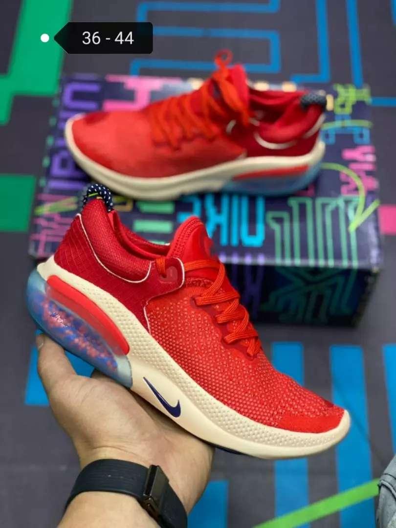Tenis Nike joyride dama y caballero