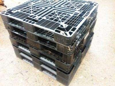 BASES PLASTICAS DE PISO 1.10 X 1.10 X 12 0