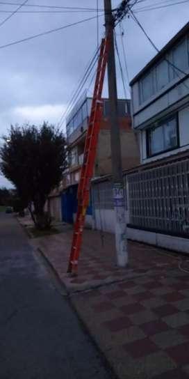 Servicio de mantenimiento para cámaras de seguridad y alarmas recidenciales.