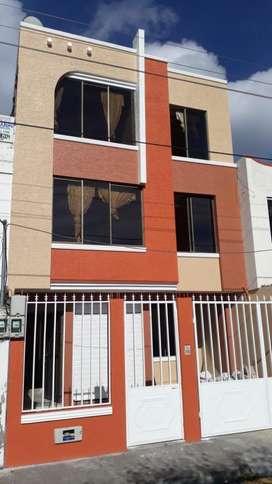 Vendo Casa Independiente en Izamba