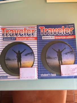 Remato libro traveler ingles