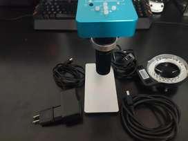 Camara microscopio