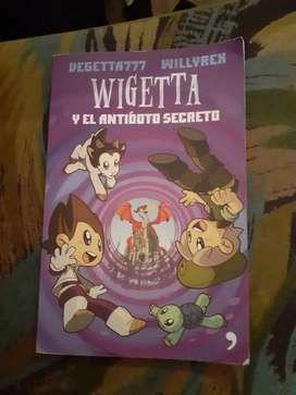 Libro Wigetta Y El Antídoto Secreto