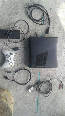 Xbox 360 Slim Rhg 5.0 Bandeja Dañada.