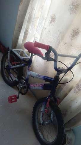 Vendo cicla para niña 55 mil