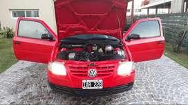 Volkswagen gol power con aire y direccion 2009