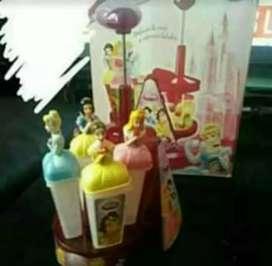 Icy pop de Princesas  para hacer helados