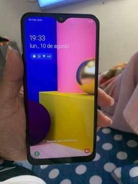 Samsung a10srojo esta 10de10