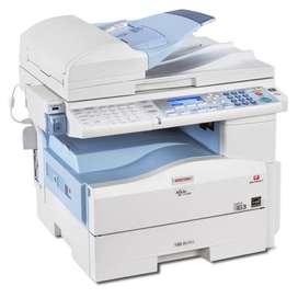 Fotocopiadora - Impresora Ricoh MP201SPF acondicionada segunda mano  Bahía Blanca, Buenos Aires