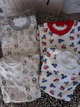 Confecciono pijamas para niños
