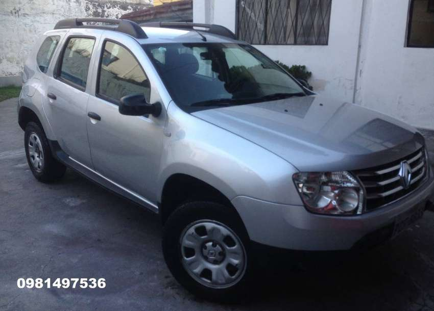 Renault Duster 4x2 0