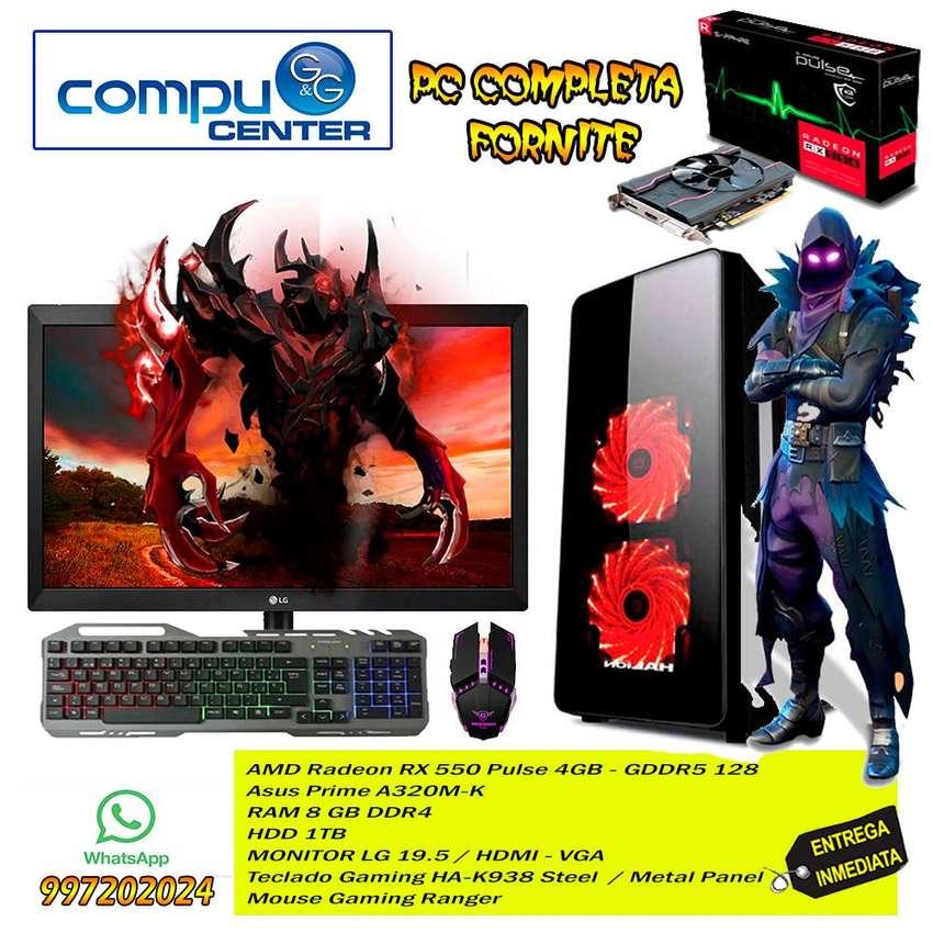 COMPUTADORA GAMING RYZEN3 0