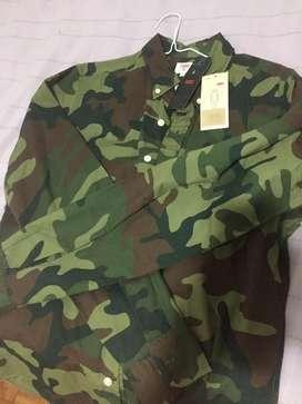 Camisa Levi's original nueva con etiqueta.