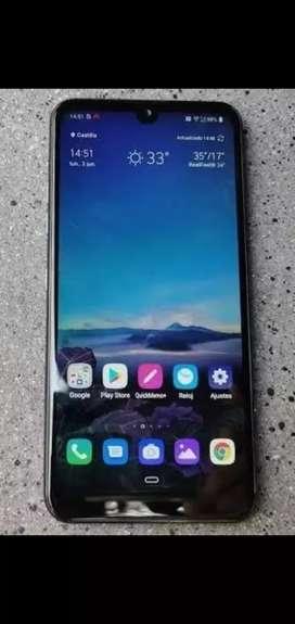 Celular desbloqueado LG Q60 _ 64GB MEMORIA INTERNA. NUEVO . 3 CAMARAS