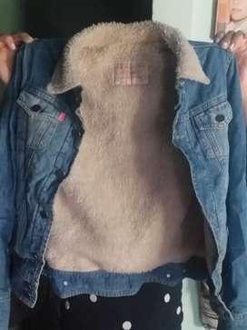 Vendo campera de jeans