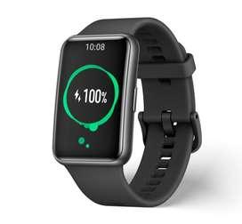 Protector De Pantalla Huawei Watch Fit Funda silicona
