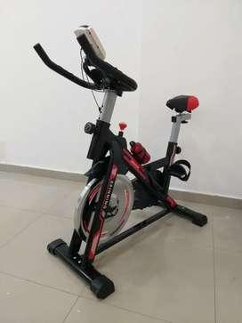 Bicicleta estática Spinning Corleone