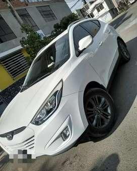 Vendo Hyundai tucson ix como salido de agencia