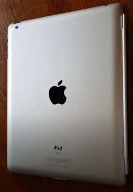 VENDO APPLE IPAD 3 IMPECABLE+FUNDA+ESTUCHE+PENCIL+JOYSTICK