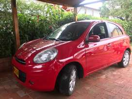 Nissan March AT 1600CC 2AB