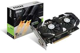 Tarjeta de vídeo GeForce 1050Ti 4GB