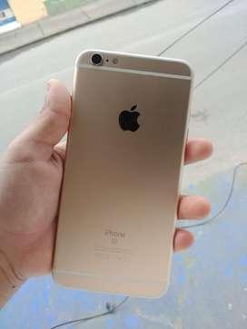 Vendo o cambio Iphone 6s plus de 128 gigas