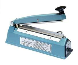 Selladora de bolsas Maxi Tools pfs-200p de 20 cm NUEVA