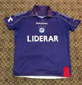 Camiseta argentinos jrs azul diadora retro M