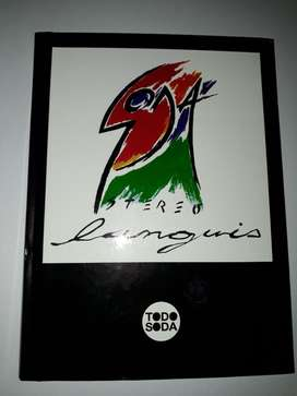 Soda Stereo  Languis  Cd Coleccion