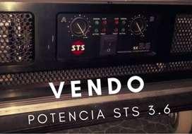 POTENCIA STS 3.6