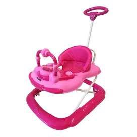Caminador musical Happy Baby