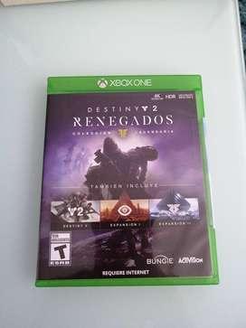 Juego físico Nuevo Destiny 2 Colección legendaria Xbox One