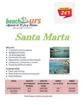 BeachTours paquetes turísticos