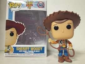 Muñecos Pop de Toy Story