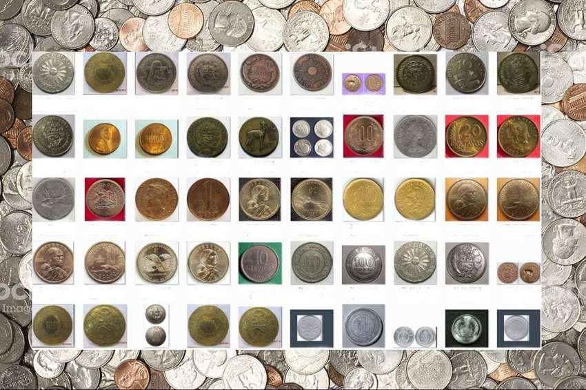 Monedas de Colección Nacional 0