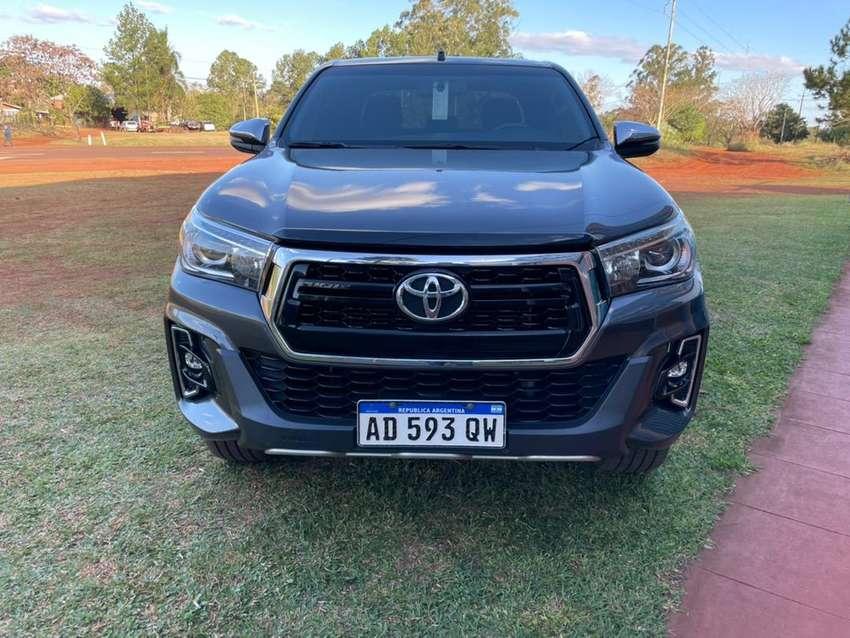 Toyota Hilux 4x4 srx 2019