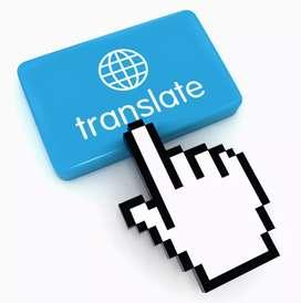 Traducciones Español, Inglés y Portugués