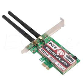 Tarjeta Pci Express Wifi Red Lan Con Bluetooth 4.0