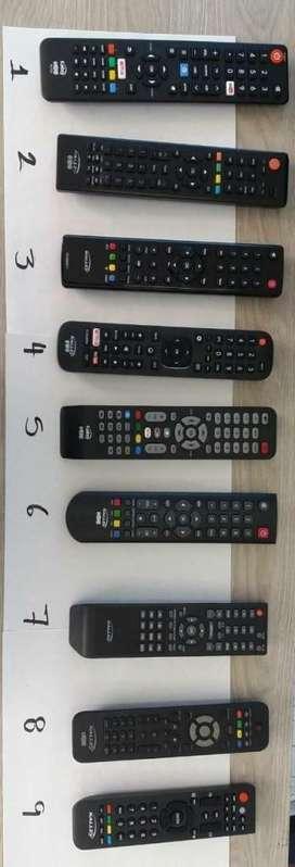 controles para televisor marca kalley