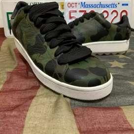 Zapatos COACH wild beast camouflage C101