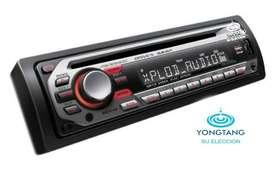 RADIO PARA CARRO CD/MP3/MP4/USB/VCD/CD/DVD/SD/RADIO YONGTANG
