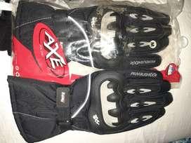 Acessorios , guantes para moto