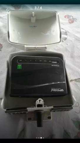 Caja para guardar modem o router barata