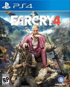Far Cry 4 Playstation 4 Ps4, Físico