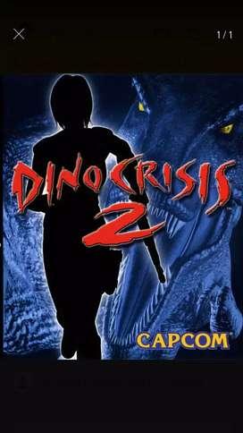 Dino crisis 2 pc
